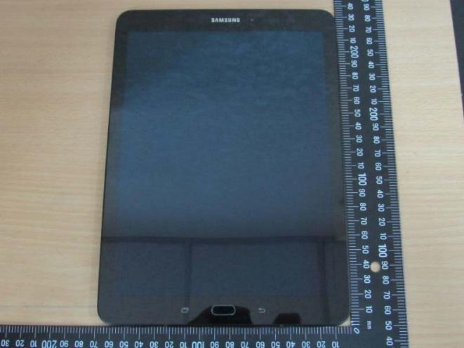 Samsung Galaxy Tab S3 frontal