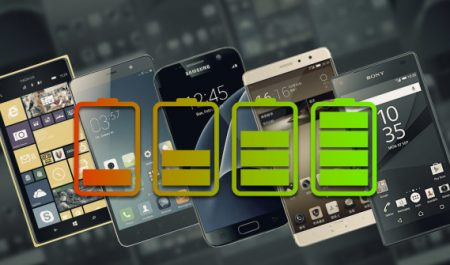 Baterías de móviles