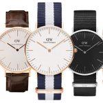 Elegantes relojes Daniel Wellington