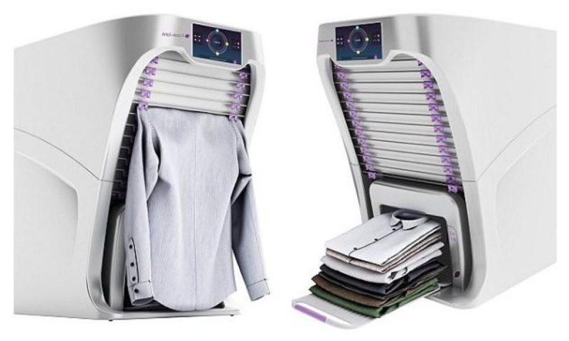Foldimate robot plancha