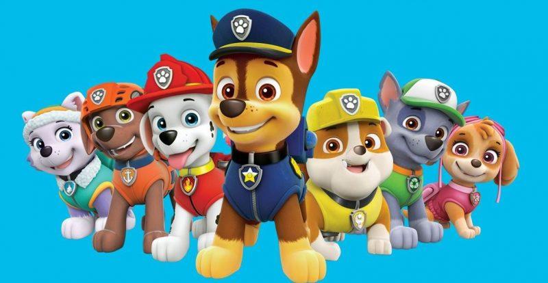 Patrulla canina patrulla canina escudo patrulla canina - Imagenes de la patrulla canina ...