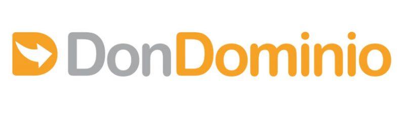 Logo de DonDominio