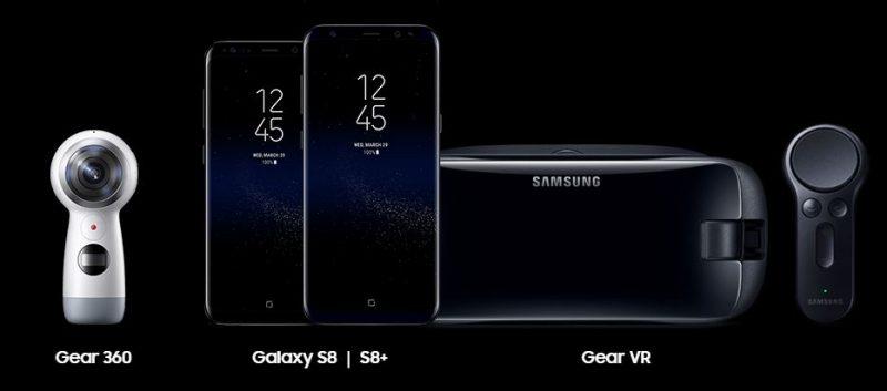Samsung Galaxy y sus accesorios