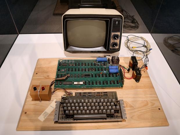 313a788eed0 Subastado un Apple I por 110.000 euros