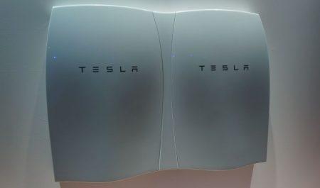 Baterías para el hogar de Tesla
