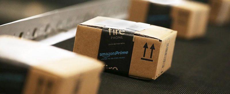 Paquetes de Amazon Prime