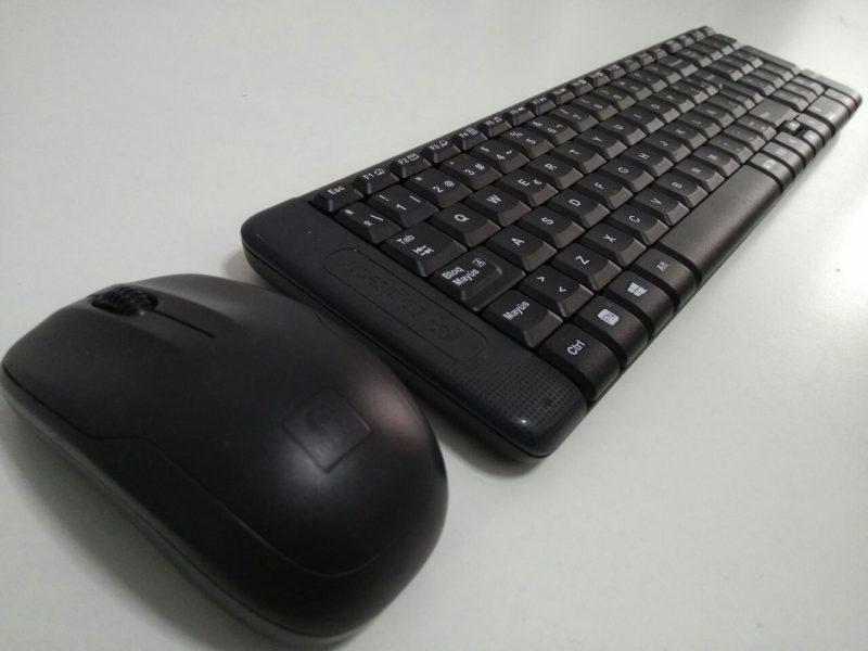Teclado y ratón MK220