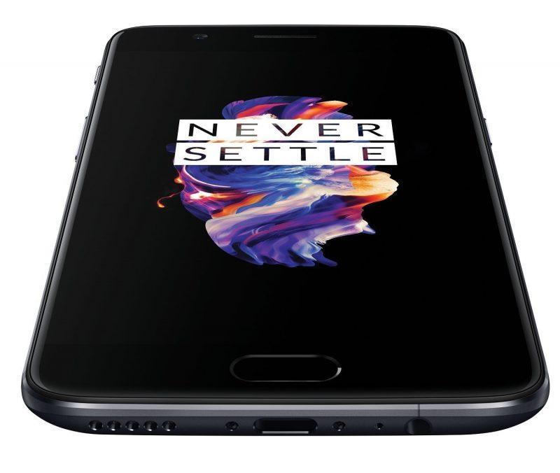 OnePlus 5 de frente