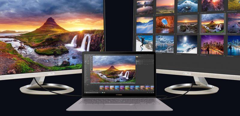 Conectibidad ASUS ZenBook 3 Deluxe