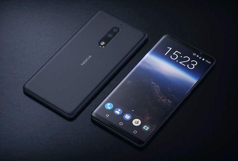 Fotos del Nokia 8