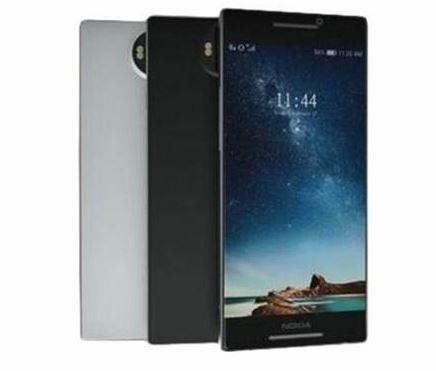 Imágenes del Nokia 8