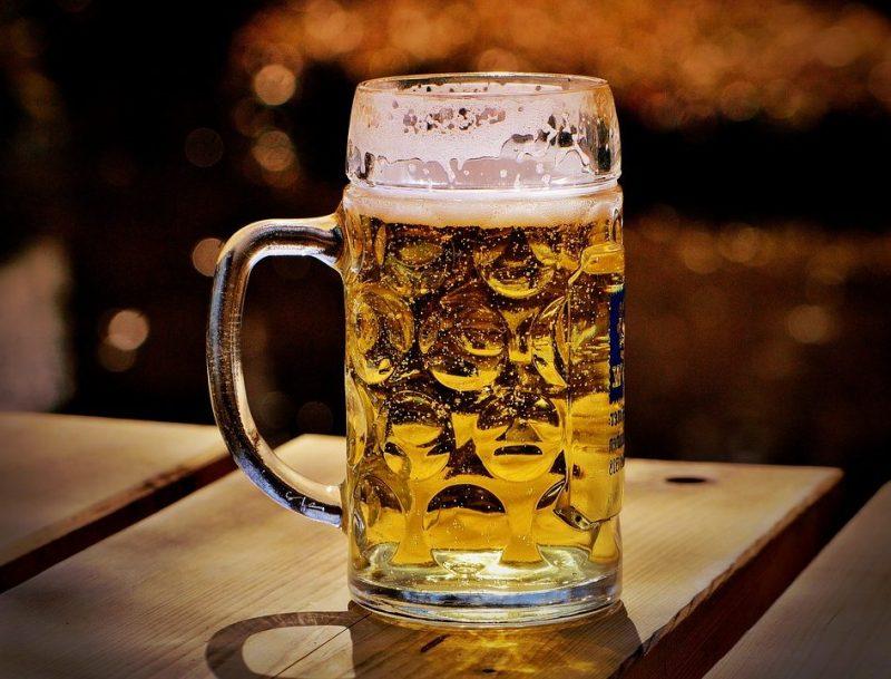 Jarra de cerveza