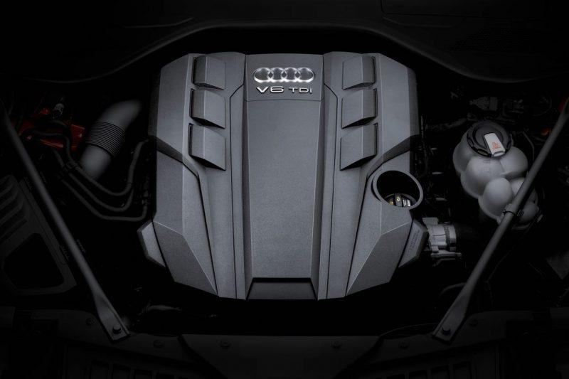 Motor del Audi A8