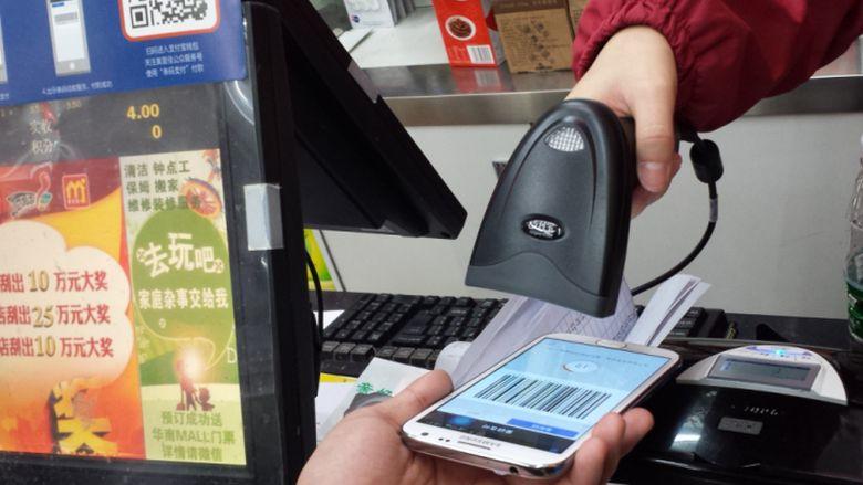 Pago con smartphone