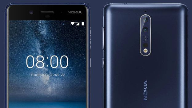 Smartphone Nokia 8