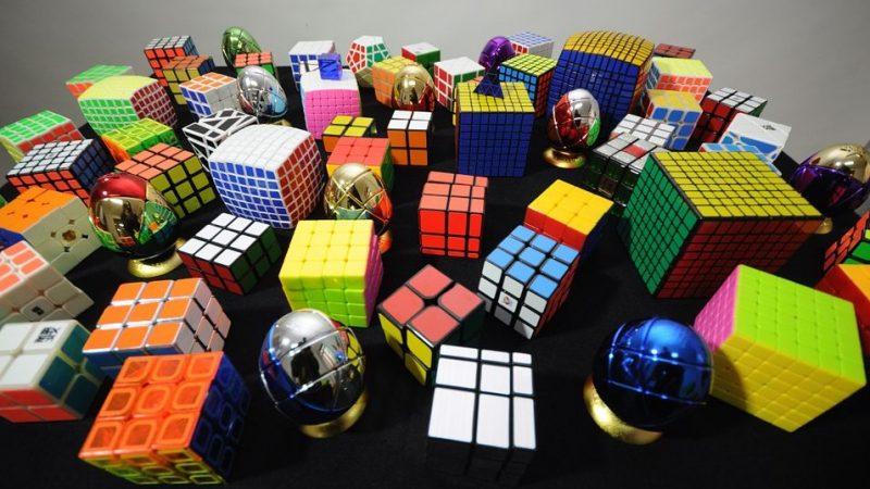 Versiones del Cubo de Rubik