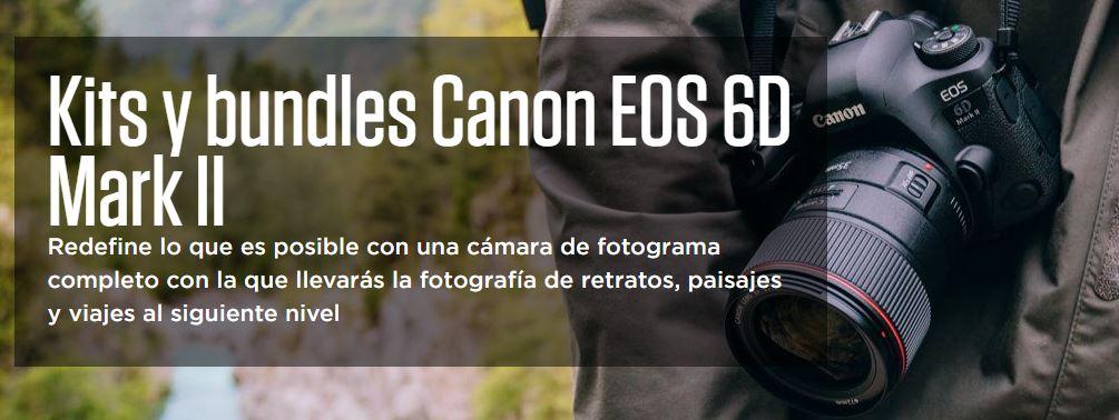 Canon EOS 6d Mark II, review y opiniones sobre la nueva cámara de ...