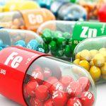 Distintos tipo de suplementos vitamínicos