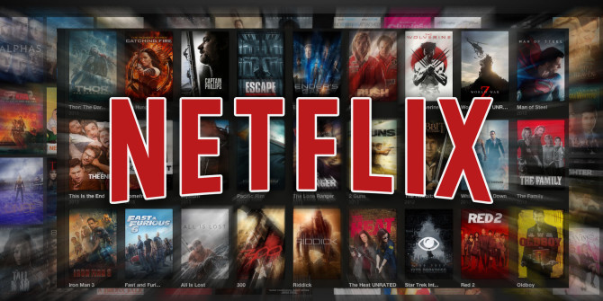 Netflix y sus series