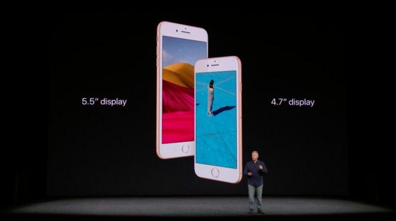 Presentación iPhone 8