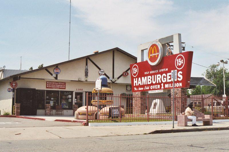 Restaurante de McDonalds