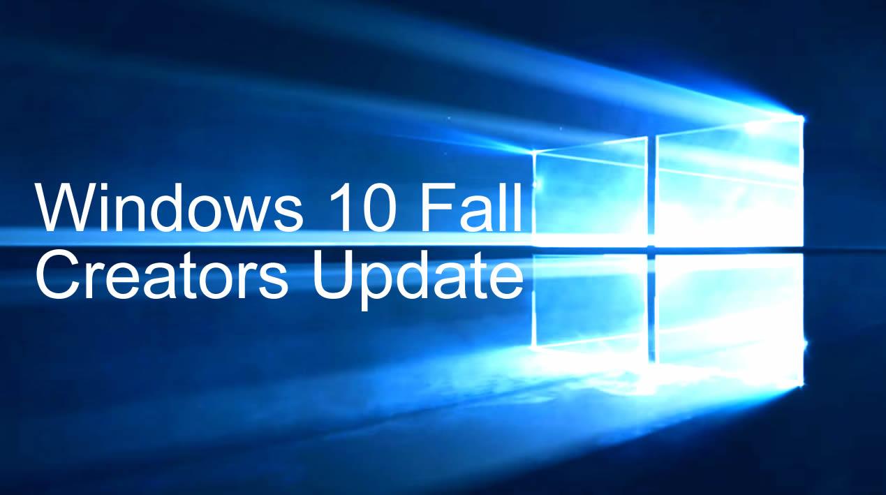 Windows 10 Fall Creators Update ya tiene fecha de lanzamiento - Comprar
