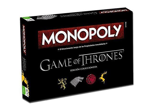 Monopoly en versión Juego de tronos