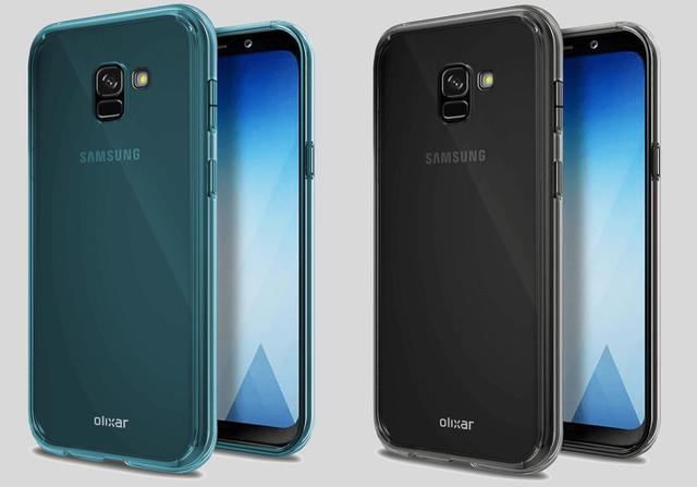 Móvil Samsung Galaxy A5 2018