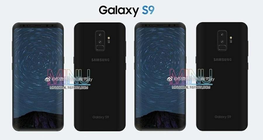 VERSIONES SAMSUNG S9