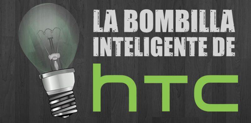 Bombilla inteligente de HTC