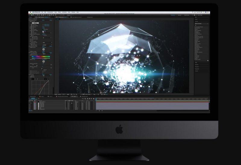 Monitor iMac Pro
