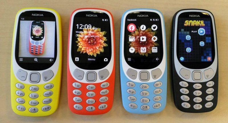 Móvil Nokia 3310