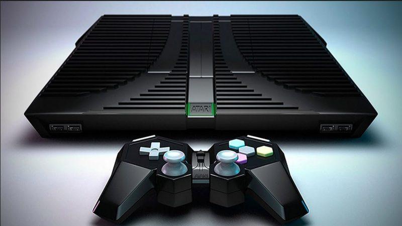 Prototipo de la Ataribox