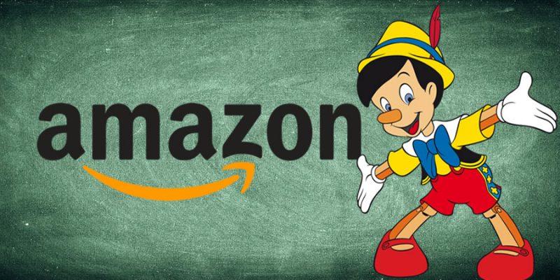 Comentarios y votos falsos de Amazon