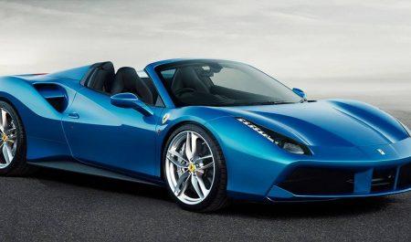 Deportivo de Ferrari