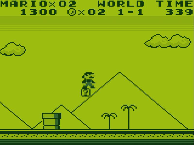 Juego de Game Boy original