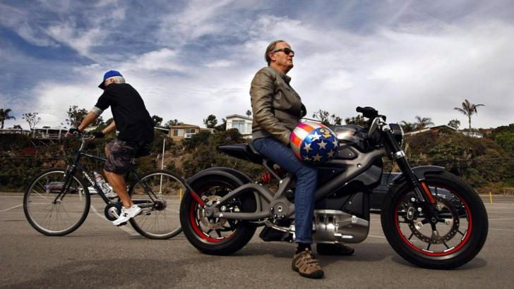 LiveWire de Harley-Davidson
