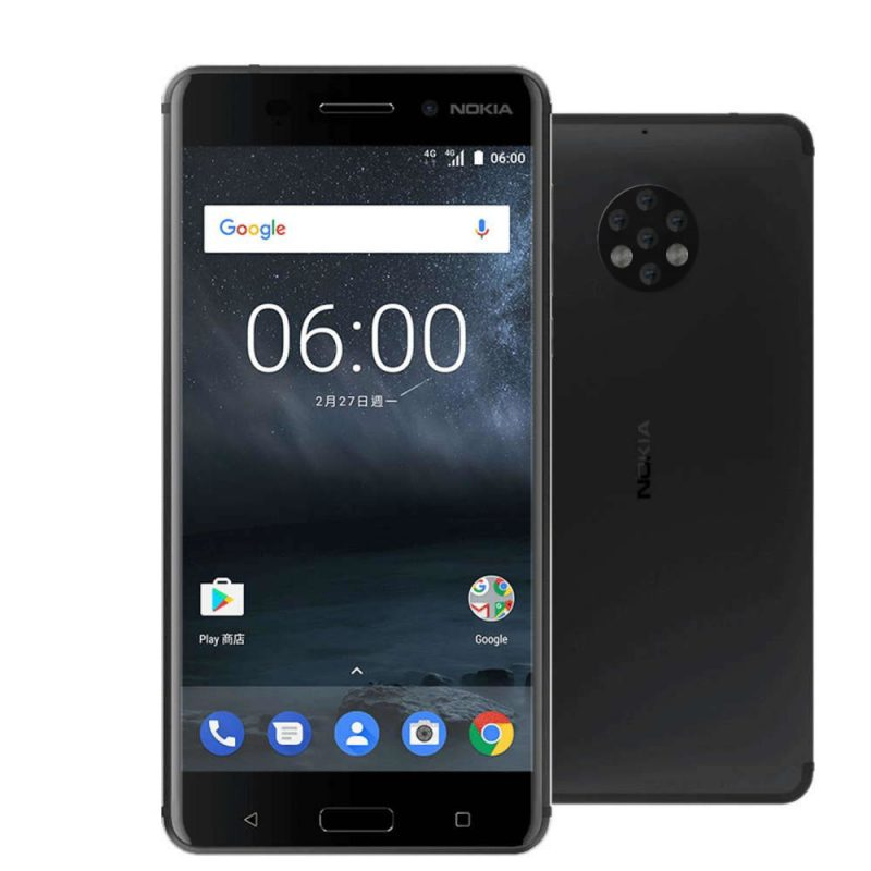 Nokia con 5 cámaras