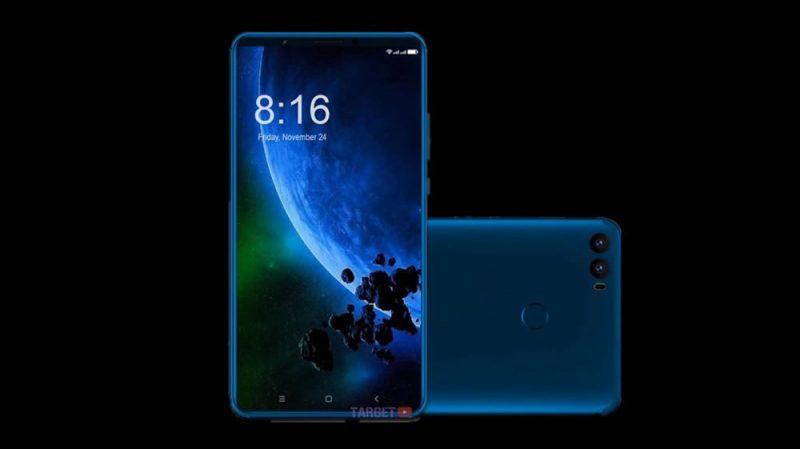 Xiaomi Mi Max 3 posible diseno