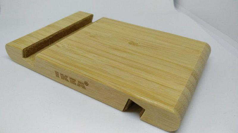 Base de Ikea para móviles