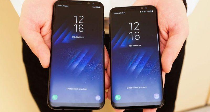 Galaxy S9 y S9 Plus