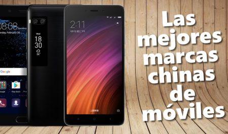Las mejores marcas chinas de móviles