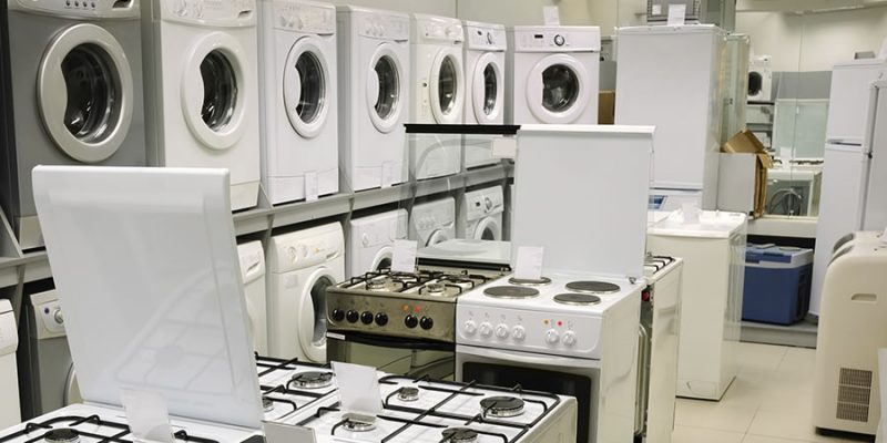 Tienda de Electrodomésticos