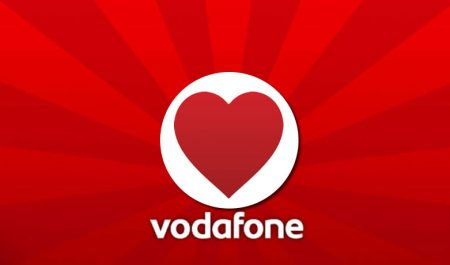 Vodafone en San Valentín