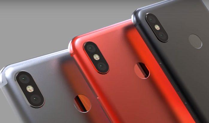 Colores del Xiaomi Mi 6X