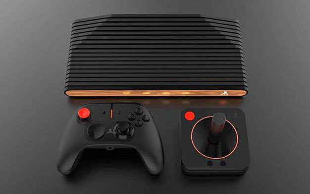 Consola Atari VCS
