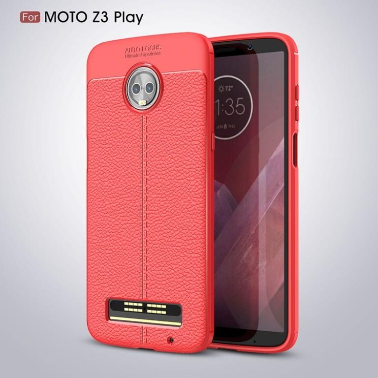 Funda del Moto Z3 Play