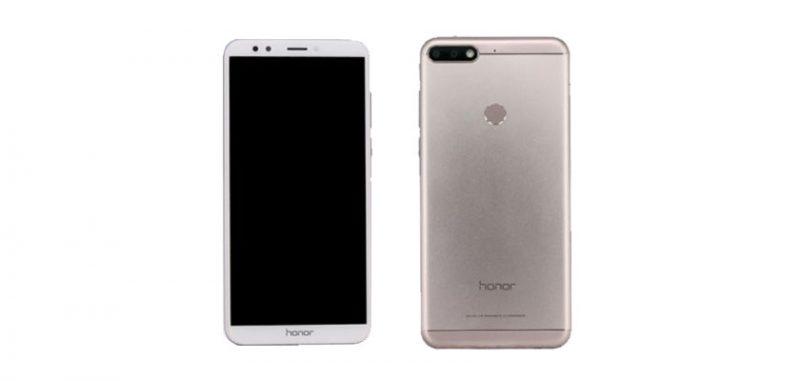 Imagen del Honor 7C