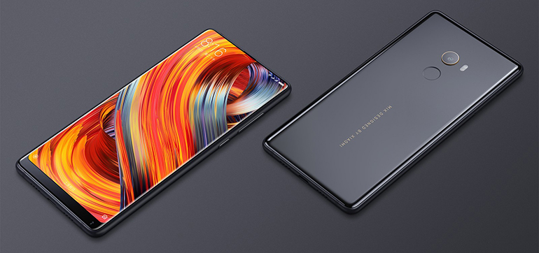 Xiaomi Mi Mix 2S cerámica