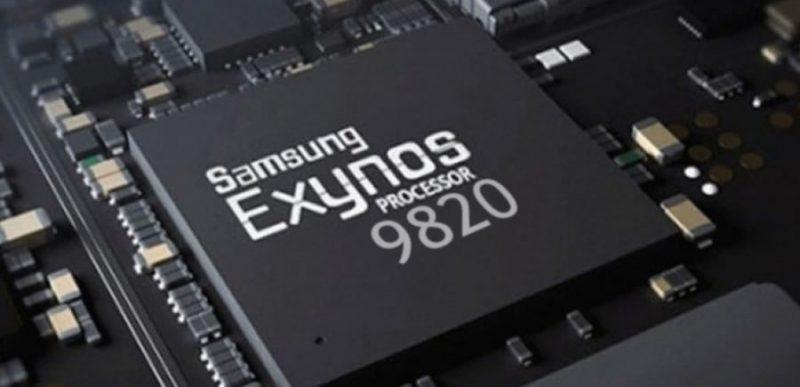 Procesador Samsung Exynos 9820